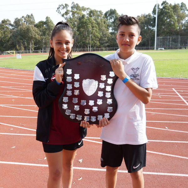 Interhouse Athletics Award 2017