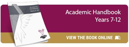 Academic Handbook Years 7-12